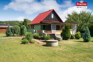 Prodej zahrady s chatou