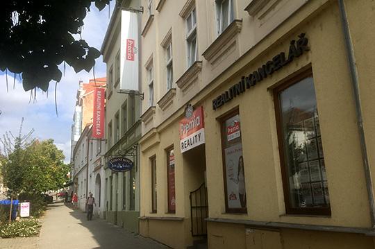 Výloha Vídeňská